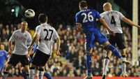 Fulham bewildered as Luiz thunderbolt lifts Blues into third
