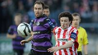 Derry put paid to Rovers' run