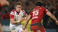 Rampaging Ulster slam Scarlets and storm   clear