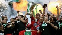 Wilkinson inspires Toulon to glory