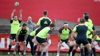 Favourites wary of Munster's big match experience