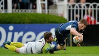 Leinster storm into last four