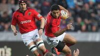 Munster farewell for legend Howlett