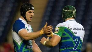 Henshaw's late try earns Connacht rare Murrayfield victory