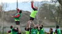 O'Connell: I'll be ready for Quins clash