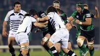 Parks rescues Connacht