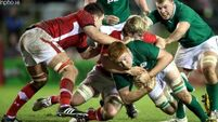 Late pressure fails to break Welsh resolve