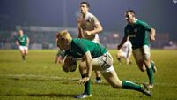 Scholes snatches glory for Ireland