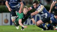 Leinster young guns step up to the plate