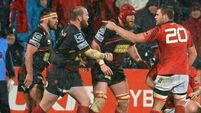 Misery for Munster and Ronan