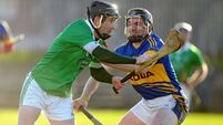 Tipp shaping up nicely — but Allen bemoans wasteful Treaty