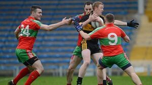 Ballymun make  hay as  Crokes fall flat