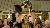 Champions St Eunan's pay respects to Elaine