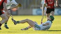 'No timescale' for Shefflin  start