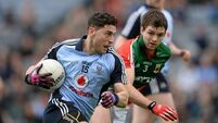 Dublin advance as defences take day off