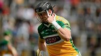 Dooley Offaly's ace as Saffrons face relegation play-off