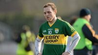 No points but no panic for Fitzmaurice's experimental Kerry