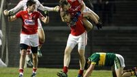 Relief for Cleary as Cork hold off Kerry