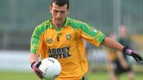 Donegal slowly building up to championship level