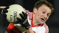 Free-scoring Derry secure promotion