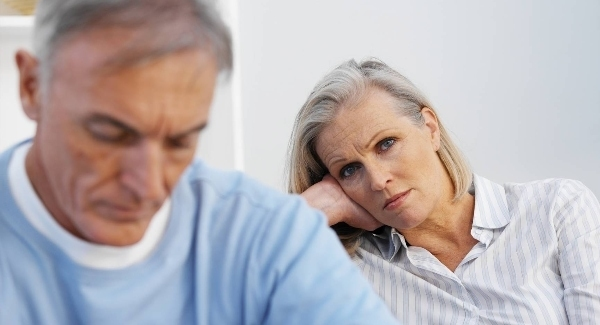 My husband is sick and impotent. Im in my 50s and miss sex