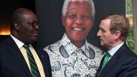 Royalty, statesmen, and stars bid  fond farewell to Madiba
