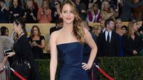 Jennifer Lawrence most searched for star