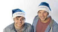 Santa hats are Coola Boola, says 'Love/Hate' star