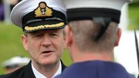 Navy gets into shipshape with appointments