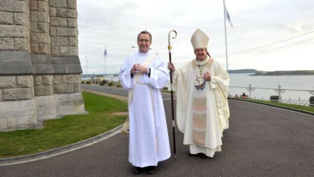 Trinity graduate ordained to priesthood after forgoing a career in pharmacy