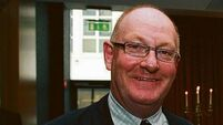 Council boss retires with €250k    lump sum