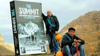 K2 Tragedy of Limerickman Ger McDonnell  focus of book and film