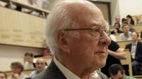 Nobel Prize winner Higgs, 84, to retire next year