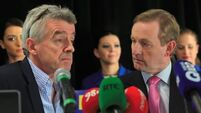 Ryanair accused of snubbing Cork in growth strategy