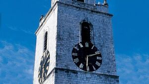 Electronic fix for famed Shandon clock opposed
