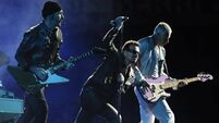 U2 duo's Clarence profits fall 35%