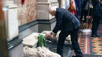 Taoiseach to visit war memorial in Belgium