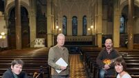 Former church to take centre stage at charity show