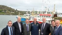 RNLI chief praises Union Hall lifeboat  fund 'heroes'