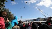 FlightFest draws 130,000 for aviation celebration