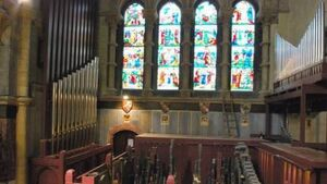 'Heartbeat' of cathedral restored after makeover