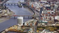 City regeneration plan relaunched in €250m package