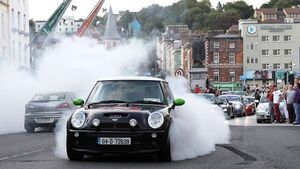 Supercars make pit stop in Cork