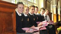 LEAVING CERT: Ode to joy as Plath makes a return for candidates