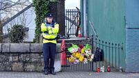 Gardaí: Accused had blood on hands and feet