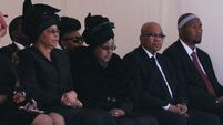 Madiba laid to rest after state funeral