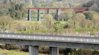 Landmark viaduct may form part of greenway along disused rail line