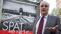 Poster campaign to round up last Nazi war criminals