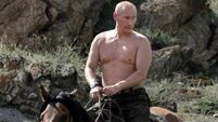Putin gets own chapter in 'official' history book