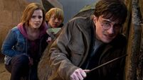 Rowling conjures up screenplay for spin-off Potter film